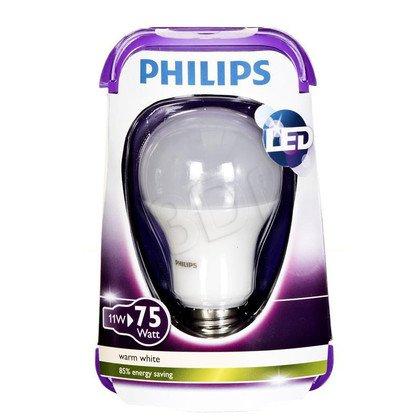 Philips żarówka LED 8718696490846 (tradycyjna żarówka 1055lm 11W E27 ciepła biel)