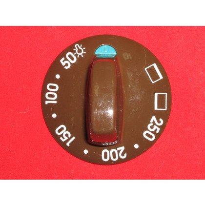 Pokrętło temperatury 50-250oC + 2 funkcje (9001130)