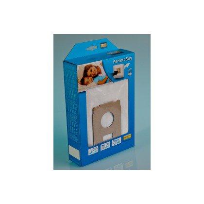 Worki Zelmer Compact 900 - 4 szt. + filtr (ZMB04K)