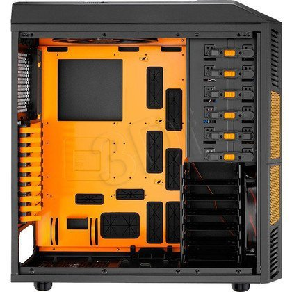 OBUDOWA AEROCOOL PGS XPREDATOR - USB3.0 - CZARNO-POMARAŃCZOWA