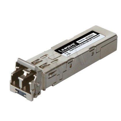 Linksys Gigabit Ethernet SX Mini-GBIC SFP Transceiv