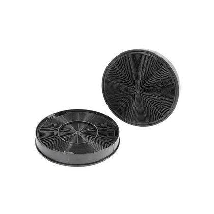 Filtr węglowy EFF62 do okapu kuchennego – komplet 2 szt. (9029793578)