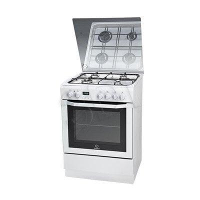 Kuchnia Indesit I6GMH6AG (W)/U (Płyta Gazowa Piekarnik Elektryczny szer.600mm Biały)