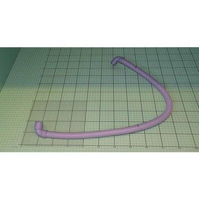 Wąż karb.zawór przester-fartuch wanny 8024252