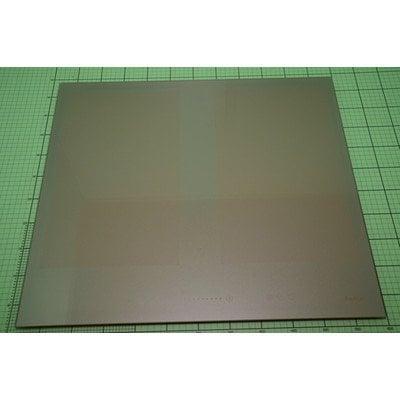 Podzespół płyty ceramicznej/szkło (9071224)