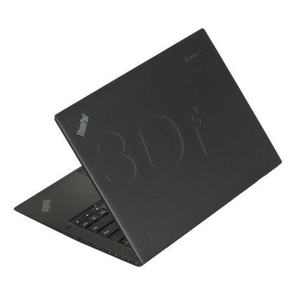 """Lenovo ThinkPad X1 Carbon i5-5300U 8GB 14"""" FHD 256GB HD5500 Win7P Win8.1P Czarny 20BTS29L00 3Y"""