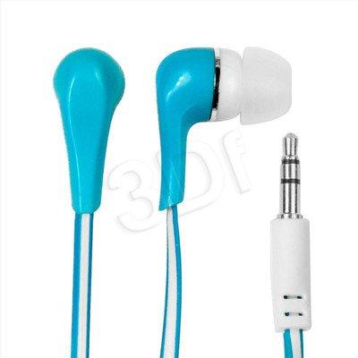 Słuchawki douszne Vakoss Msonic MH132EB (Niebiesko-białe)