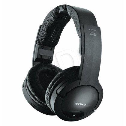 Słuchawki SONY bezprzewodowe MDRRF865RK /Czarne