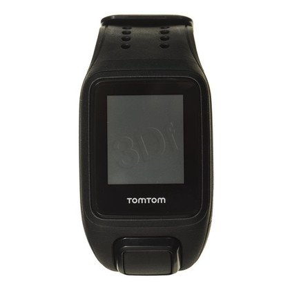 Tomtom Zegarek sportowy Spark Cardio+Music S czarny