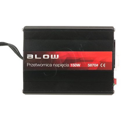 Przetwornica 12V/230V 150W BLOW