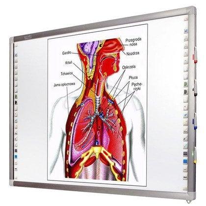 "TABLICA INTERAKTYWNA Interactive iBoard 82 (80"") Multi-touch, DUAL, DOTYKOWA"