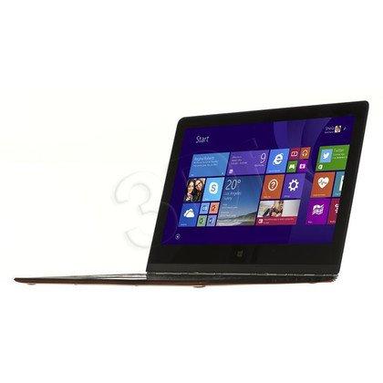"""LENOVO Yoga 3 Pro 5Y71 8GB 13,3"""" QHD+ 512GB HD5300 Win10 Pomarańczowy 80HE017BPB 1Y"""