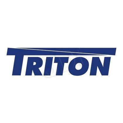 """Triton Szafa rack 19"""" stojąca demontowalna RZA-45-A86-CAX-A1 (45U, 800x600mm, przeszklone drzwi, kolor jasnoszary RAL7035)"""