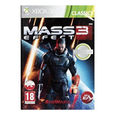 Gra Xbox 360 MASS EFFECT 3 CLASSICS