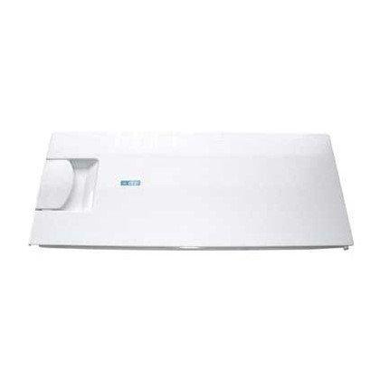 Drzwiczki zamrażalnika biały/szary (C00025425)