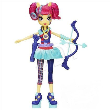 MLP MY LITTLE PONY EQUESTRIA GIRLS LALKA Z AKCESORIAMI SHADOWBOLTS HASBRO B1772