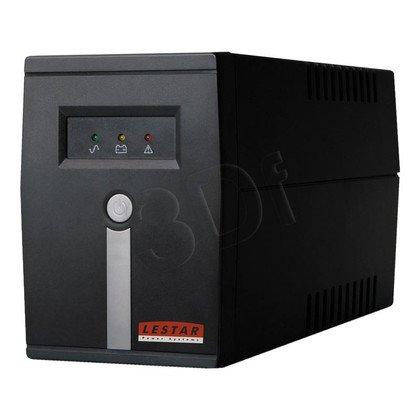 LESTAR UPS MC-855SS 800VA/480W AVR 2XSCH