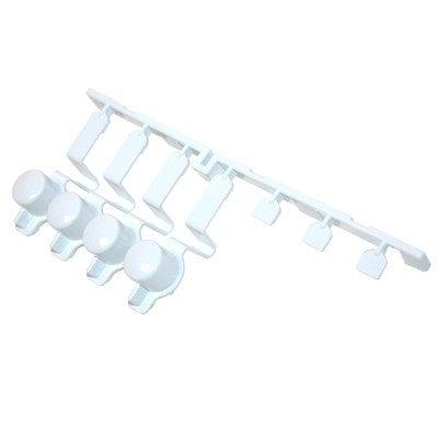 Przycisk (klawisz) funkcyjny pralki poczwórny (481241029399)