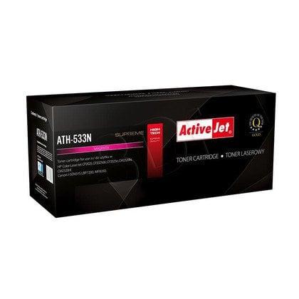 ActiveJet ATH-533N toner laserowy do drukarki HP (zamiennik CC533A)