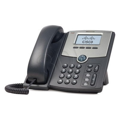 CISCO SPA502G TELEFON VoIP 2xRJ45/1linia