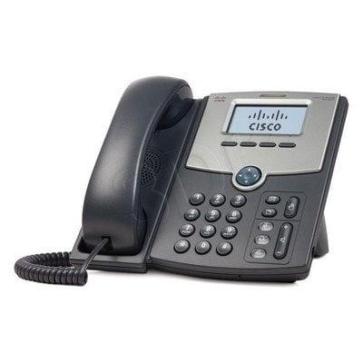 CISCO SPA502G TELEFON VoIP 2xRJ45/1linia