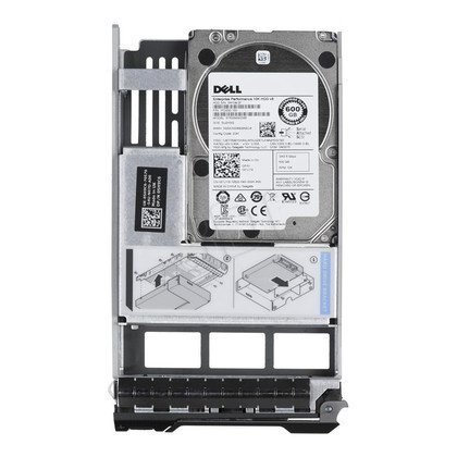 Dysk HDD DELL 400-AEEU 600GB SAS 10000obr/min Kieszeń hot-swap