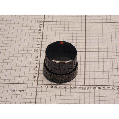 Pokrętło scandium15 7053 czarne (9046978)