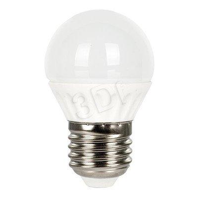 LED ACTIS ACS-DS2027G Mglob 510lm 6,5W E27 b.ciepła