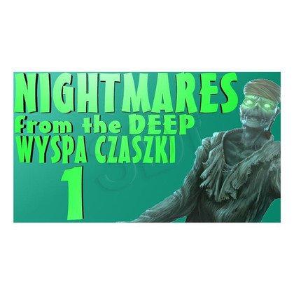 Gra PC Koszmary z Głębin: Wyspa Czaszki - Cyfrowa Edycja Kolekcjonerska (klucz do pobrania)