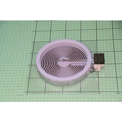 Płytka grzejna cer 145S 1200W 400V (8001767)