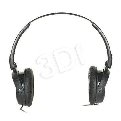 Słuchawki nauszne Sony MDR-ZX310B (Czarny)