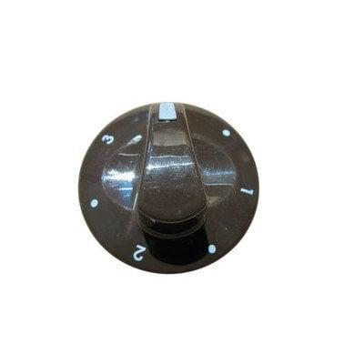 Zespół pokrętła płytki E610 brązowe (9010719)