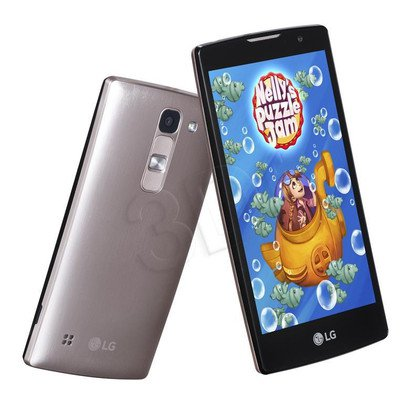 """Smartphone LG Spirit (H440N) 8GB 4,7"""" czarny/złoty LTE"""