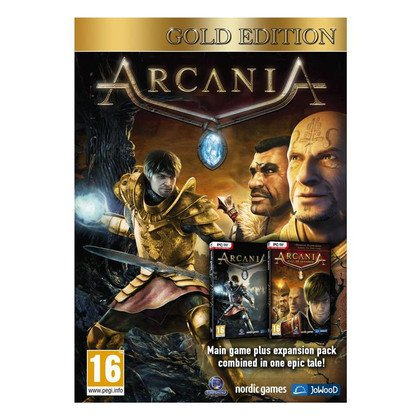 Gra PC ArcaniA Gold Edition (klucz do pobrania)