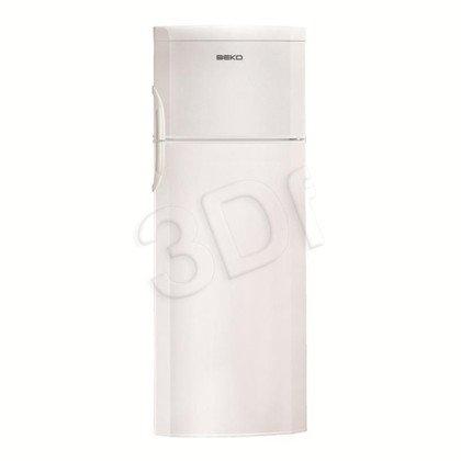 Chłodziarko-zamrażarka Beko DSA 25021 (540x1450x600mm Biały A+)