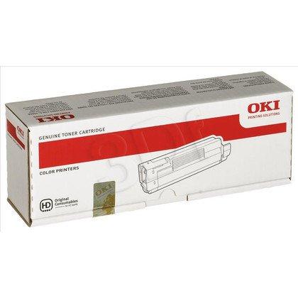 OKI Toner Czarny C610-TB=44315308=C610, 8000 str.