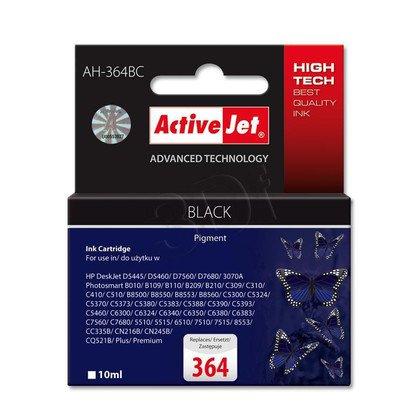 ActiveJet AH-364BC tusz czarny do drukarki HP (zamiennik HP 364 CB316EE) Premium