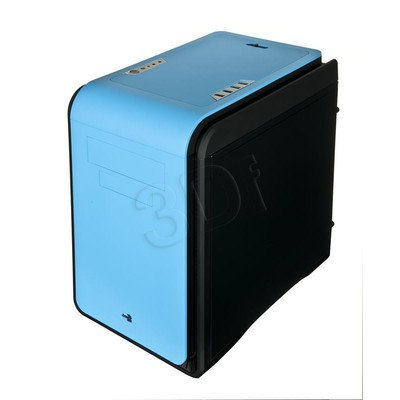 OBUDOWA AEROCOOL DS CUBE BLUE USB3.0 - NIEBIESKO-CZ