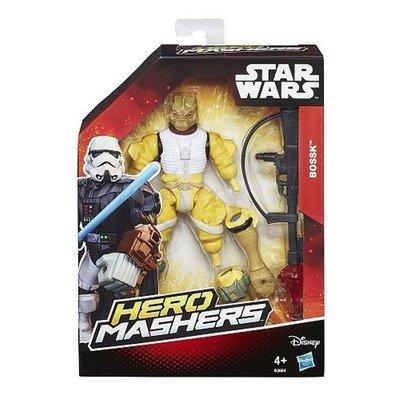 SW STAR WARS E7 HERO MASHERS FIGURKA 15CM (BOSSK) B3656