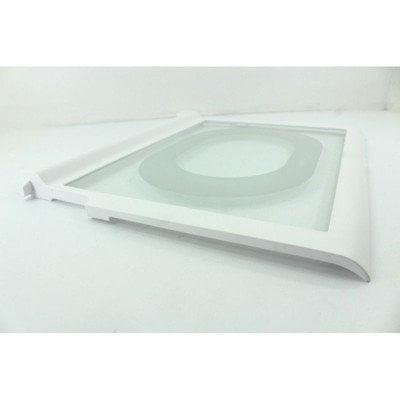 Półka szklana kompletna do lodówki Whirlpool (481245088094)