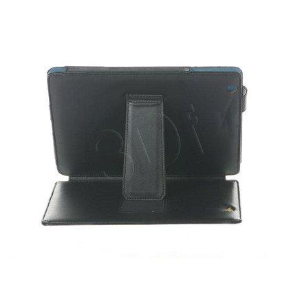 iBOX ETUI EKO SKÓRA iPad 2, New iPad, CZARNE