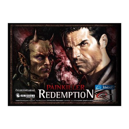 Gra PC Painkiller: Redemption (klucz do pobrania)
