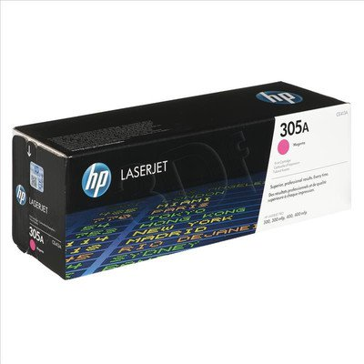 HP Toner Czerwony HP305A=CE413A, 2600 str.