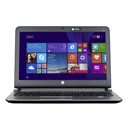 "HP ProBook 430 G3 i7-6500U 8GB 13,3"" HD 500GB HD 520 Win7P Czarny P4N91EA 1Y"