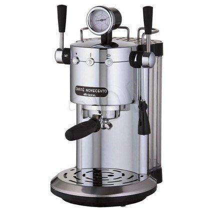 Ekspres ciśnieniowy manualny Ariete Caffe Novecento 1387 (1150W srebrny)