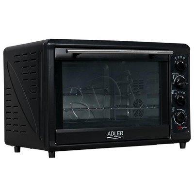 Mini Piekarnik ADLER AD 6010 (elektryczny/ 2000W/ czarny)