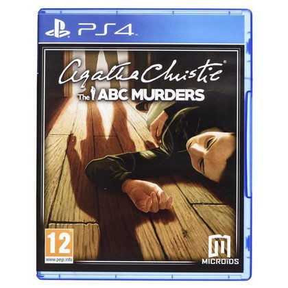 Gra PS4 ABC Murder