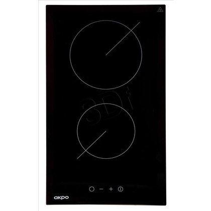Płyta Ceramiczna Akpo PKA 30830 (2-polowa Czarny)