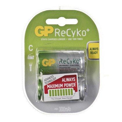 GP Akumulator ReCyko+ 300CHCB C NiMH LSD 3000mAh 2szt.