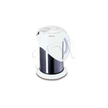 Czajnik elektryczny Zelmer ZCK0277W (Crystal 332.2) (1,7l 2000W Biały-inox)